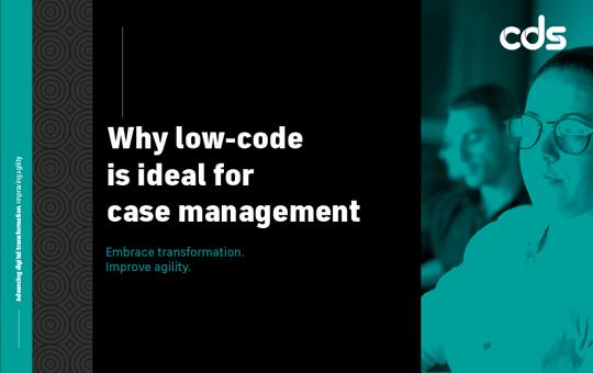 Lowcode_CaseManagement